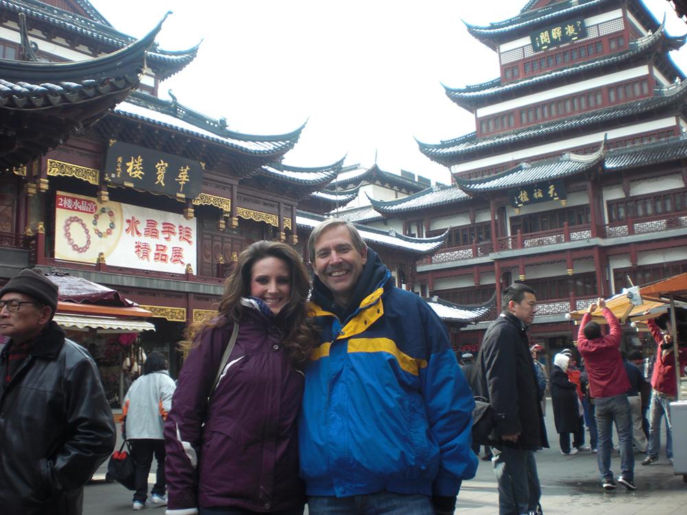 Topless Travel China Adventure September 2014
