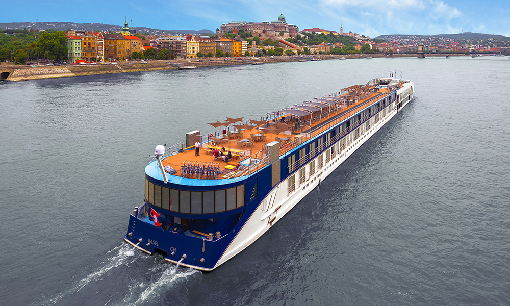 Ama Stella River Cruise