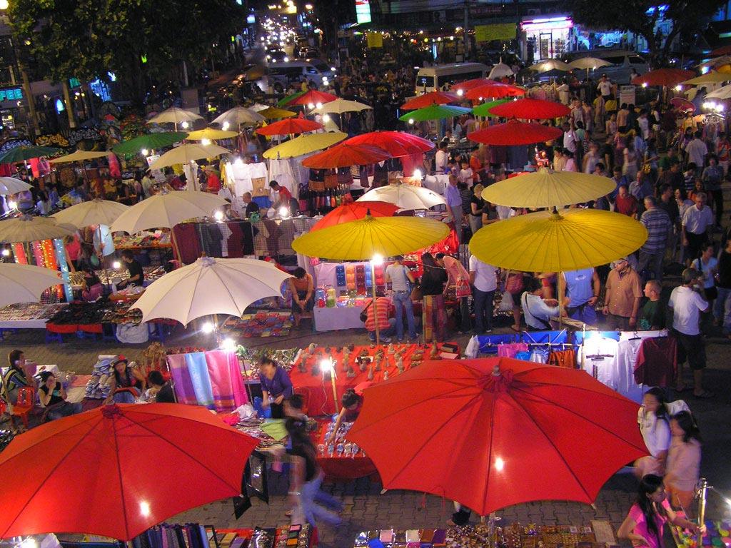 Topless Travel Thailand Adventure